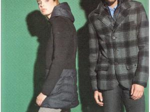 "Punto 12 cappottino donna mod. "" Nadia "" giacca uomo mod. "" Justin 5"""