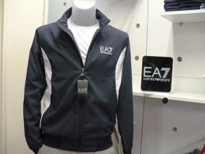 EA7 tuta microfibra