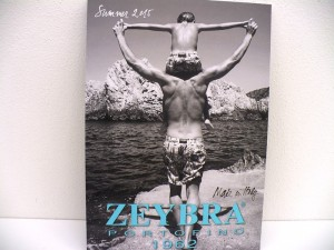 Zeybra Portofino 1962 Summer Collection 2015 Made in Italy