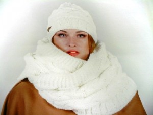 berretto + sciarpa