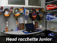Head racchette Junior