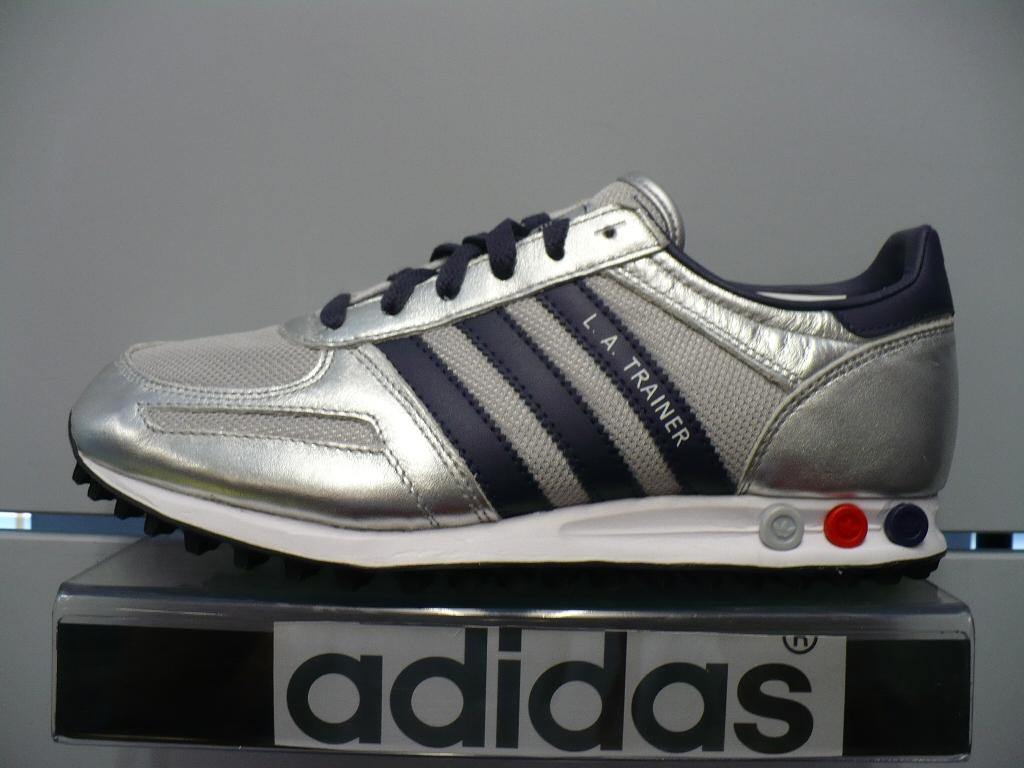 lowest price 954b5 e236e adidas trainer argento prezzo